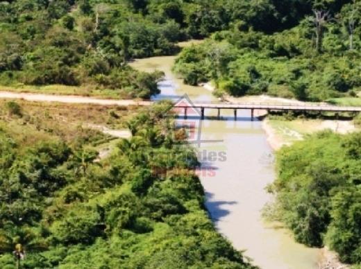 Fazenda À Venda, 72.000 Há Por R$ 750.000.000 - Zona Rural - Santana Do Araguaia/pa - Fa0112