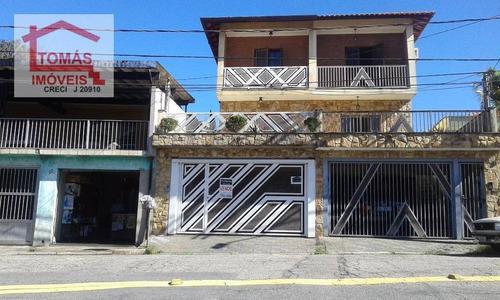 Imagem 1 de 19 de Sobrado Residencial À Venda, Jardim Regina, São Paulo. - So1084