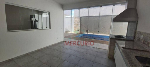Imagem 1 de 28 de Casa Com 3 Dormitórios À Venda, 211 M² Por R$ 850.000,00 - Quinta Ranieri - Bauru/sp - Ca2988