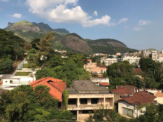 Freguesia - Apto. 4q E 2 Vgs - Condomínio Luxuoso Na 3 Rios