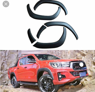 Fender Flares Para Pick Up