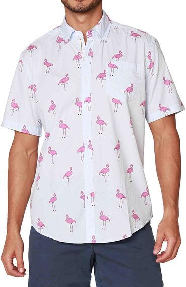 Camisa Casual Hawaiana Premium Varios Modelos