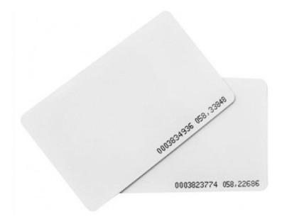 Tarjeta Proximidad 125khz Control De Acceso Silv27