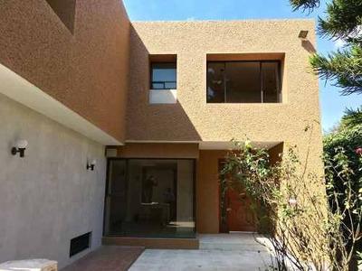 Casa En Renta Lomas De Chapultepec Con Jardín Y Alberca