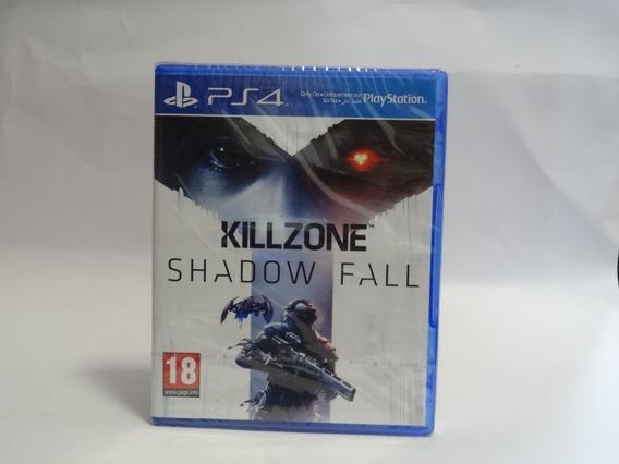 Killzone Shadow Fall Midia Fisica Lacrado Ps4