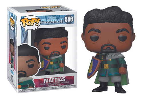 Funko Pop Frozen Ii Mattias 40894 Disney