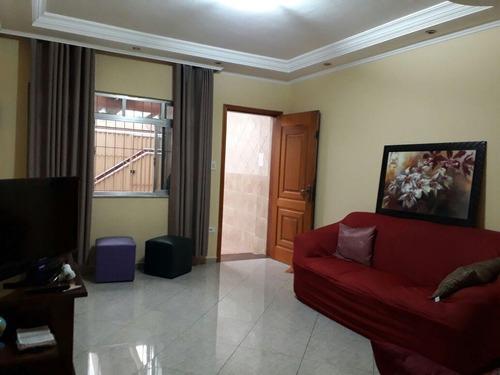 Imagem 1 de 14 de Sobrado À Venda, 4 Quartos, 1 Suíte, 1 Vaga, Rudge Ramos - São Bernardo Do Campo/sp - 45612