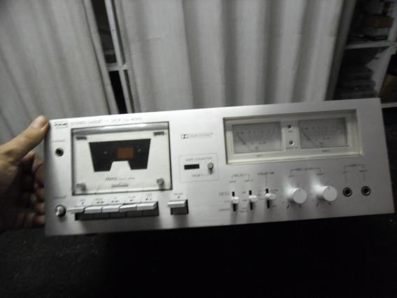 Tape Deck C C E Mod C D 4000 Acista O Video.