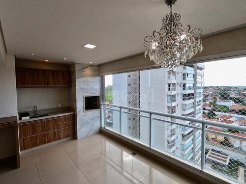 Imagem 1 de 14 de Apartamento Com 3 Dormitórios À Venda, 142 M² Por R$ 1.300.000,00 - Jardim Maracanã - São José Do Rio Preto/sp - Ap2445