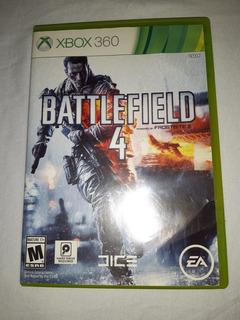 Battlefield 4 Original Semi Nuevo