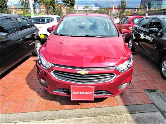 Chevrolet Onix Ltz Hb Mec 1.4 Gasolina