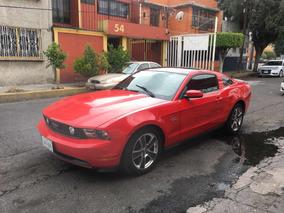 Ford Mustang 4.6 Gt Equipado Piel Mt 2012