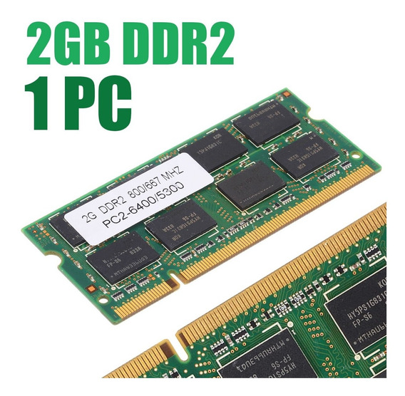 Memória 2gb Apple Macbook 15.4 2 Ghz 2.16 Ghz Ma464ll A1150