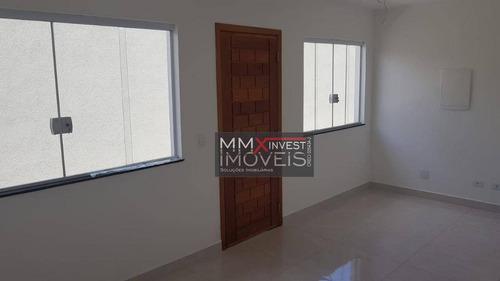 Sobrado Com 3 Dormitórios À Venda, 110 M² Por R$ 520.000,00 - Vila Isolina Mazzei - São Paulo/sp - So0716