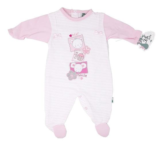 Mamelucos Ropa Para Bebe Niña Fsbaby Tipo Carters 11438