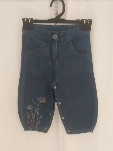 Pantalon De Jean Marca Cheeky Talle L Para Niña De 2 Años