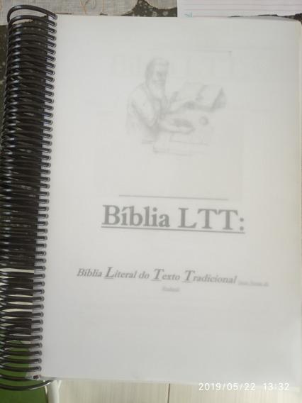 Bíblia Literal Do Texto Tradicional