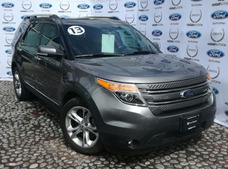 Ford Explorer Limited 4x2