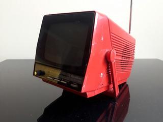 Vintage Television Quasar De Los 80s