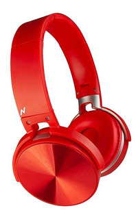 Auriculares Bluetooth Noga A26bt Plegables Manos Libres New