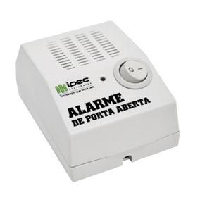 Alarme De Porta Aberta - Ipec