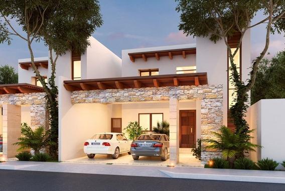 Casa En Venta En Mérida Amara Privada Santa Gertrudis Copo Mod A2