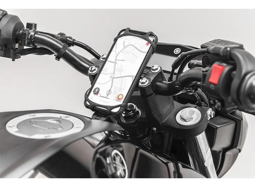 Porta Celular Para Moto Silicona Rota 360 Fire Parts