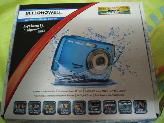 Camara Digital Antiagua Bell Howell Waterproof