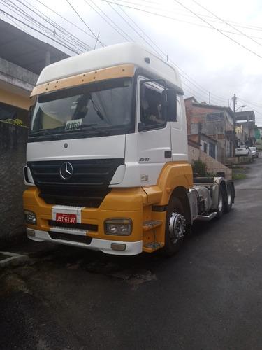 Mercedes-benz Axor 2540 S 6x2 2p - 2009