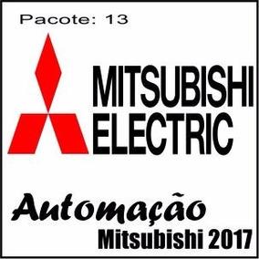 Automação Mitsubishi 2017 - Iqworks - Gx Works - Gt Works