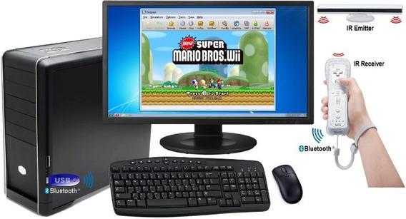Emulador De Wii Pra Computador Dolphin Atualizado
