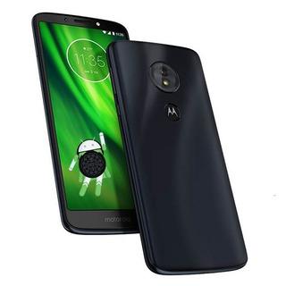 Moto G6 Play And 8.0 4g Tela 5.7 32gb C 13mp 3gb Ram Vitrine