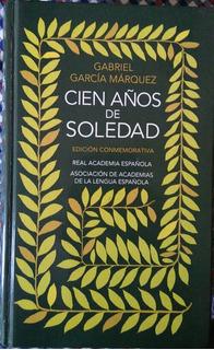 Libro Fisico Cien Años De Soledad Edición Especial 19verdes