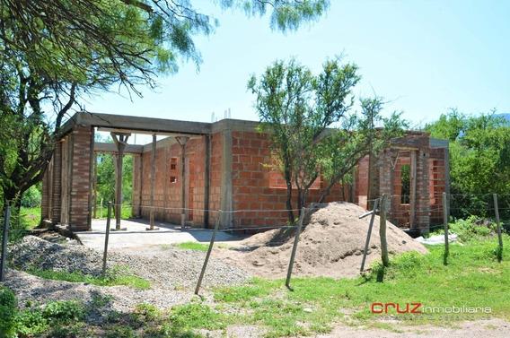 Casa A Terminar, Los Molles, Merlo, 73m2