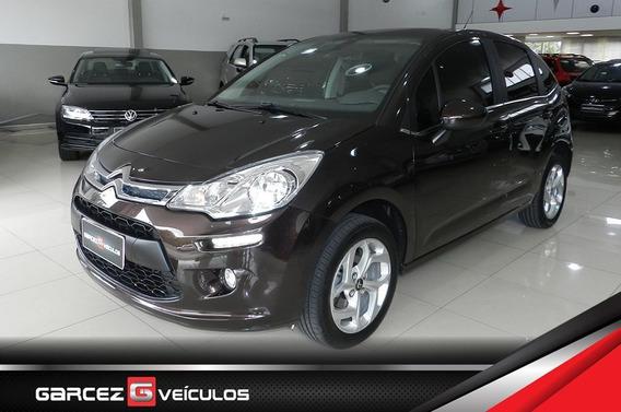 Citroën C3 1.6 Vti 120 Flex Exclusive Automático 8 Mil Km