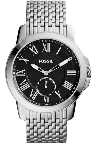 Relógio Fossil Grant Slim Fs4944/1pn
