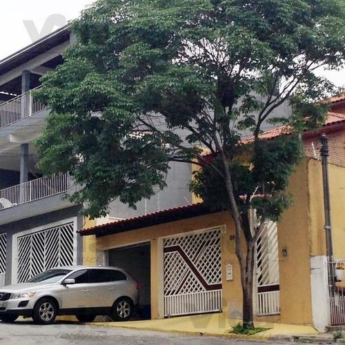 Casa Sobrado À Venda Em Km 18  -  Osasco - 26794