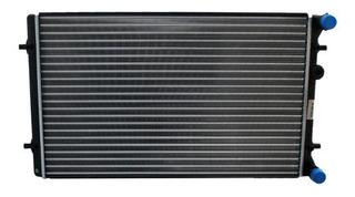 Radiador Aluminio Plastico Vw Jetta A4 / Jetta Clasico 99-15