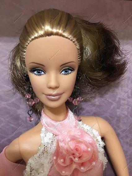 Barbie Nrfb-collection Gold Label Badgley Mischka -200