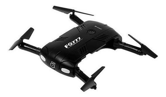 Drone Fq777 Fq05 Wi-fi Com Câmera E Selfie Por Smartphone
