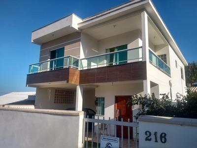 Sobrado Em São João Do Rio Vermelho, Florianópolis/sc De 160m² 4 Quartos À Venda Por R$ 400.000,00 - So195352