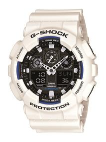 Relógio Masculino Casio G-shock Original Ga-100b-7adr