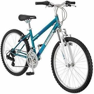 Bicicleta Montain Bike Rodado 24 Mongoose Ledge 2.1 24
