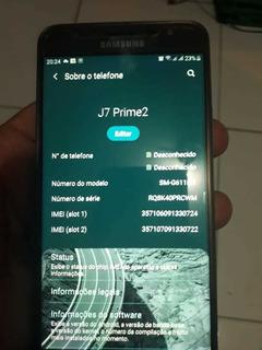 Vendo Celular J7 Prime 2