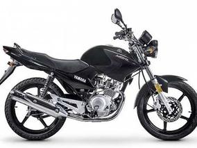 Yamaha Ybr 125 Motoroma 12 Ctas $6544