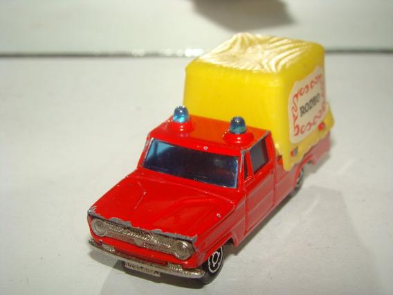 Majorette Pick-up Rodeo B024