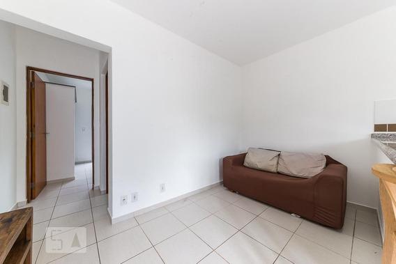 Apartamento Térreo Com 1 Dormitório E 1 Garagem - Id: 892969934 - 269934