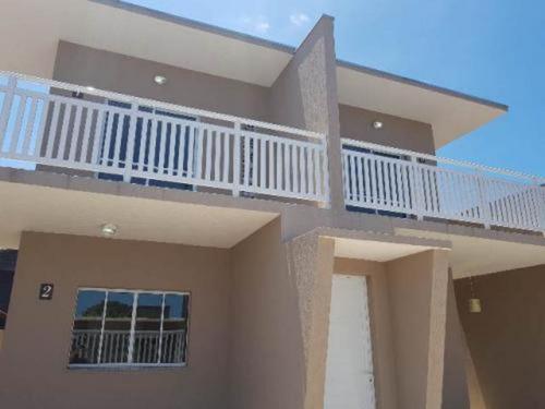 Casa Com Acabamento De Primeira Em Itanhaém - 4853   Npc