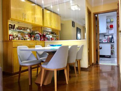 Apartamento Tatuapé - Rua Emilio Mallet - 93m² - 3 Vagas
