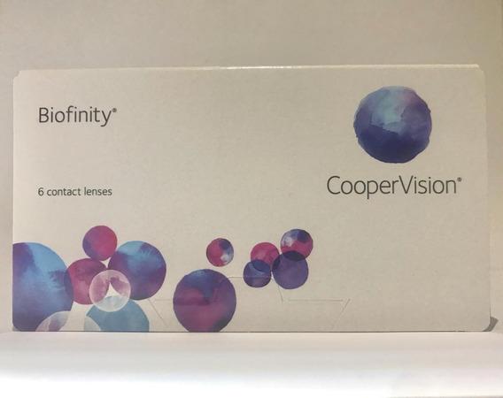 Lentes Biofinity 0,50